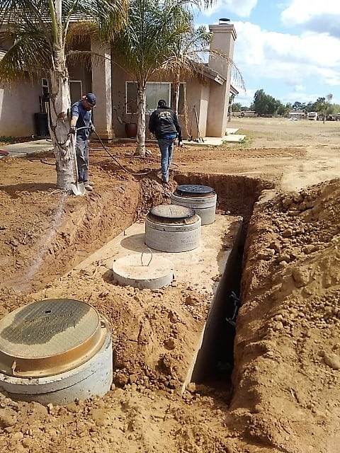 Residential Septic System Installations • Wright Septic