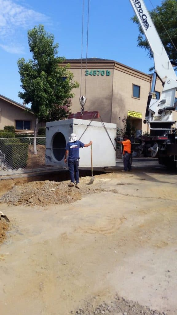 Commercial Septic System Installations