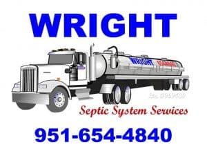 Contact Wright Septic