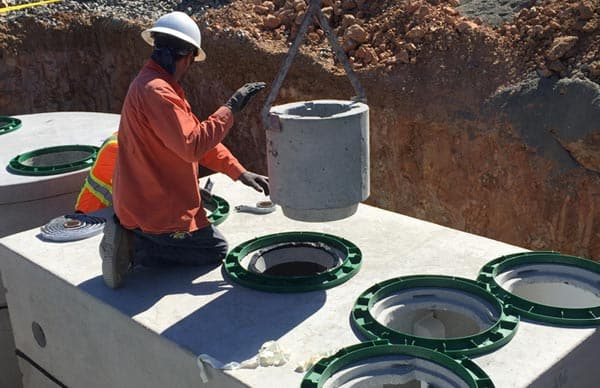 Commercial Septic System Installation