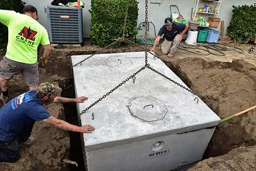 Residential Septic System Installations